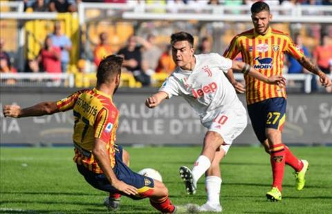 Lecce 1-1 Juventus Ronaldo được nghỉ ngơi, Lão bà hòa thất vọng với tân binh hình ảnh 3