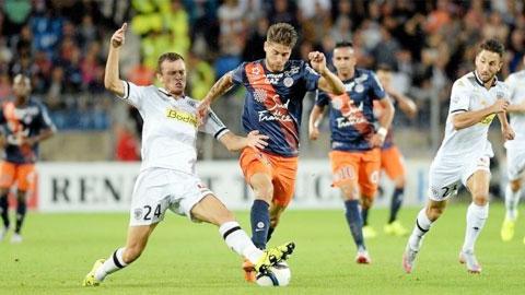 Montpellier vs Angers 1h00 ngày 2710 Ligue 1 201920 hình ảnh