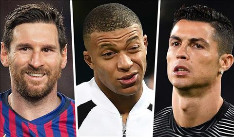 Mbappe rõ ràng là người kế thừa Messi và Ronaldo! hình ảnh 2