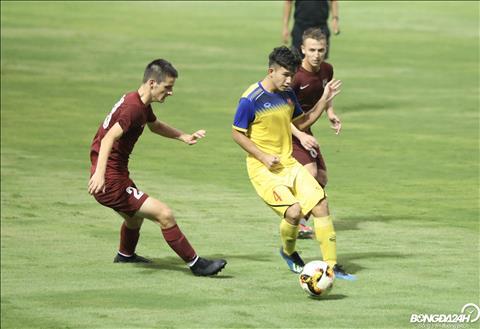 HLV đội U19 Sarajevo Bóng đá Việt Nam có thể dự World Cup hình ảnh