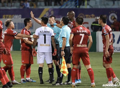 Những điểm nhấn rút ra sau trận cầu Hà Nội 3-0 TPHCM hình ảnh