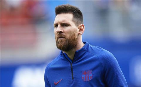 Lionel Messi chỉ ra tiền đạo hay nhất thế giới hình ảnh