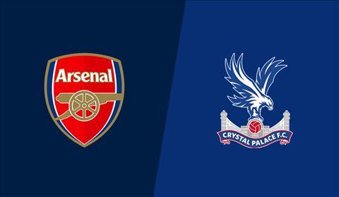 Arsenal vs Crystal Palace vong 10 Ngoai hang Anh 2019/20