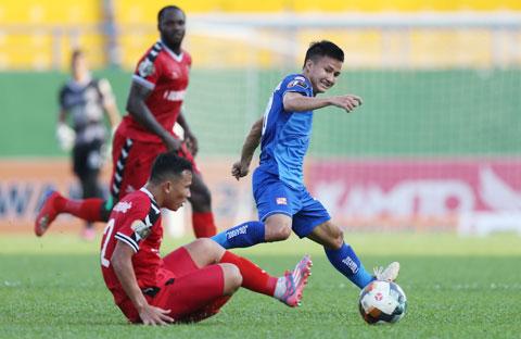 Binh Duong vs Quang Nam