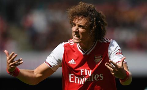 David Luiz 'Càng chỉ trích, tôi càng chiến thắng!' hình ảnh