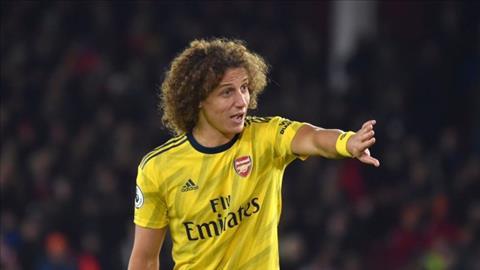 David Luiz nói về trận Arsenal vs Crystal Palace hình ảnh