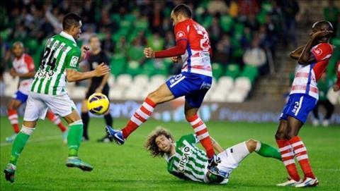Granada vs Betis 20h00 ngày 2710 La Liga 201920 hình ảnh