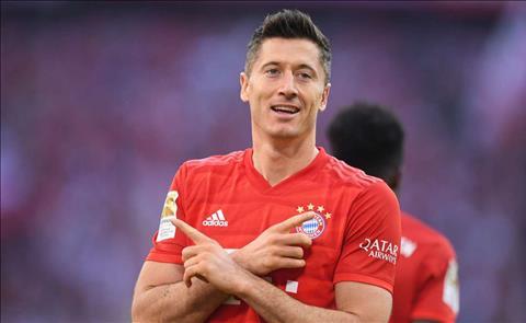 Mục tiêu của Bayern, Timo Werner được so sánh với Lewandowski hình ảnh
