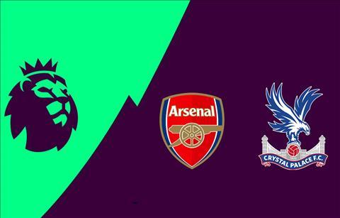 Trực tiếp bóng đá Arsenal vs Crystal Palace đêm nay ở đâu  hình ảnh