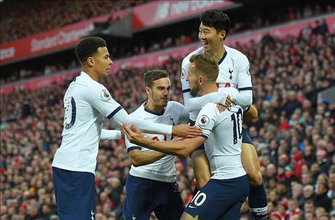 Son va Tottenham an mung