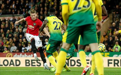 Kết quả Norwich vs MU trận đấu vòng 10 Premier League 201920 hình ảnh 3