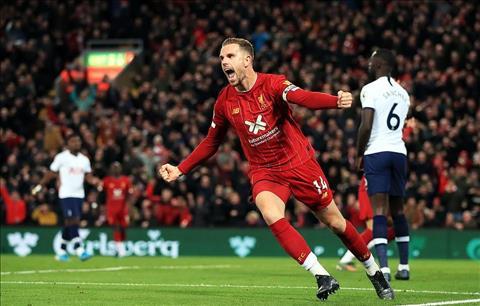 Liverpool 2-1 Tottenham Jordan Henderson và Harry Kane lên tiếng hình ảnh