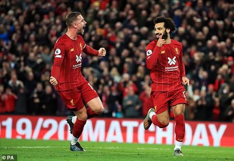 Liverpool danh bai Tottenham 2-1