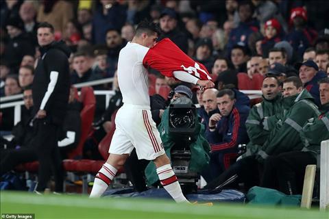 Những điểm nhấn trận Arsenal vs Crystal Palace hình ảnh