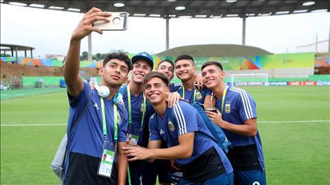 U17 Tây Ban Nha vs U17 Argentina 3h00 ngày 2910 FIFA U17 World Cup 2019 hình ảnh