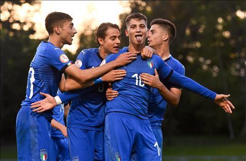 U17 Solomon vs U17 Italia 3h00 ngày 2910 FIFA U17 World Cup 2019 hình ảnh