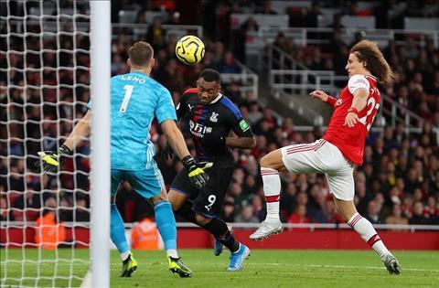 Arsenal vs Crystal Palace 2-2 Thắng không nổi, sinh nội chiến hình ảnh