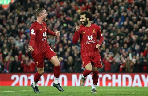 Liverpool 2-1 Tottenham Hình bóng Nhà vua tương lai hình ảnh