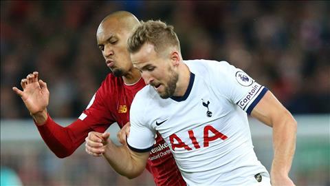 Tiền đạo Kane thất vọng khi Spurs không thể kiếm điểm ở Liverpool hình ảnh