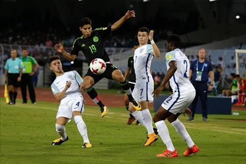U17 Paraguay vs U17 Mexico 6h00 ngày 2910 FIFA U17 World Cup 2019 hình ảnh