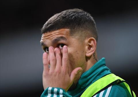 2 đại gia Italia tính giải cứu Lucas Torreira của Arsenal hình ảnh