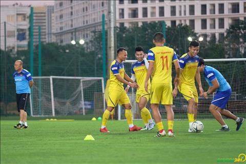 ĐT Việt Nam dời lịch tập trung sau khi hoãn Vòng loại World Cup hình ảnh