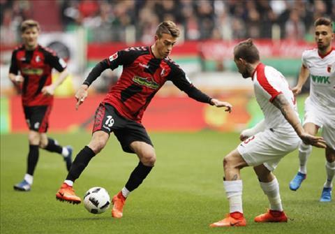 Freiburg vs Union Berlin 0h30 ngày 3010 Cúp quốc gia Đức 201920 hình ảnh
