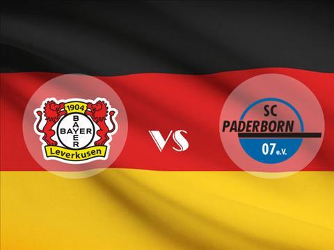 Leverkusen vs Paderborn 2h45 ngày 3010 Cúp quốc gia Đức 201920 hình ảnh