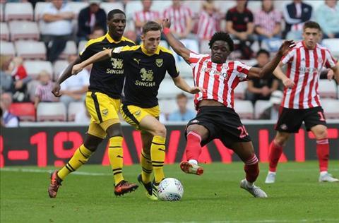 Oxford vs Sunderland 2h45 ngày 3010 Cúp Liên đoàn Anh 201920 hình ảnh