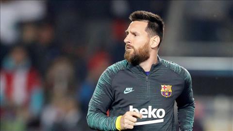 Tiền đạo Messi lên tiếng về tương lai ở Barca hình ảnh