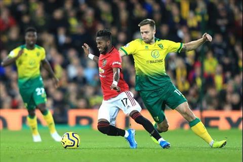 Fred vs Norwich