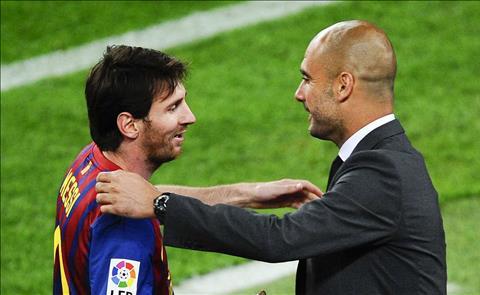 Guardiola 'Từ lúc thấy Messi, tôi đã biết Barca sẽ vô đối!' hình ảnh 2