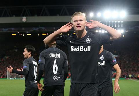 3 người chiến và 2 người thất bại sau trận Liverpool vs Salzburg hình ảnh