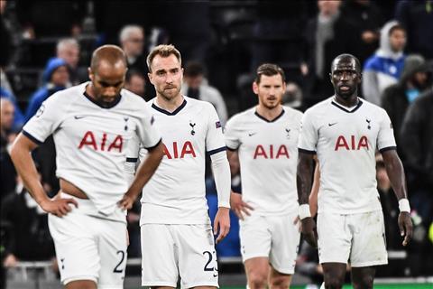 VIDEO Cú sốc 2-7 trước Bayern khiến các cầu thủ Spurs bàng hoàng hình ảnh