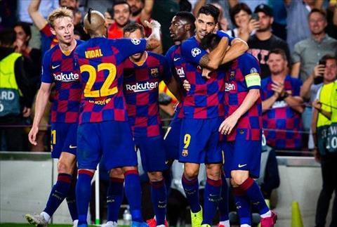 Barca 2-1 Inter Còn Messi và Suarez, Valverde còn sống dai hình ảnh