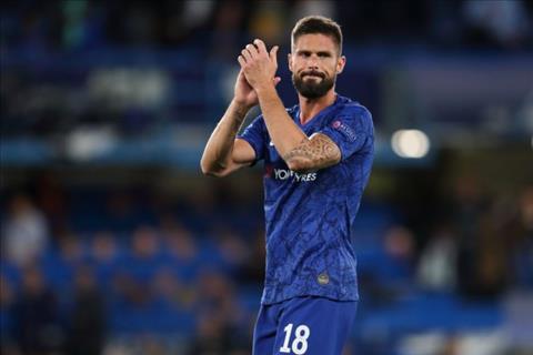 Giroud khong con duoc trong dung o Chelsea