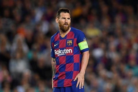 Siêu thủ môn Barca hoan hỉ đón chào Lionel Messi trở lại thi đấu hình ảnh