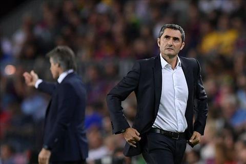 Trụ cột Barca trở lại, Valverde mừng rỡ ra mắt hình ảnh 2