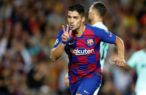 Luis Suarez 'Barca tính chuyện thay tôi cũng là bình thường!' hình ảnh