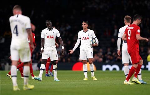 Tottenham thua Bayern