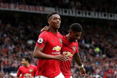 Rashford Martial sẽ giúp Man United vượt qua giông bão hình ảnh