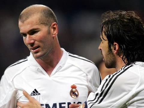 HLV Zidane muốn Raul dẫn dắt Real Madrid hình ảnh