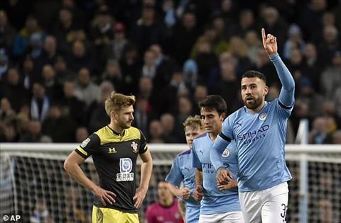 Man City 3-1 Southampton Aguero lập cú đúp, Man xanh vào tứ kết cúp Liên đoàn Anh hình ảnh 2