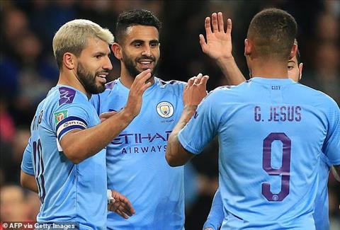 Man City 3-1 Southampton Aguero lập cú đúp, Man xanh vào tứ kết cúp Liên đoàn Anh hình ảnh 3