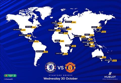 Trực tiếp bóng đá Chelsea vs MU, link xem Man UTD đêm nay hình ảnh