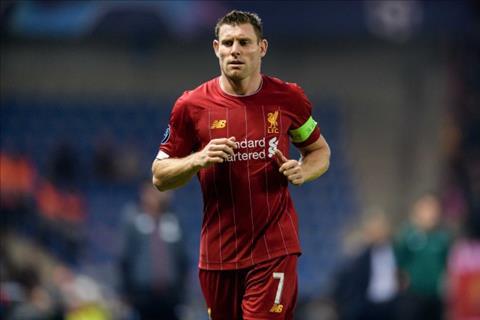James Milner sợ phải đối đầu nhất với cầu thủ nào hình ảnh
