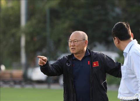 HLV Park Hang Seo có thể phải tham dự 4 giải đấu trong năm 2021 hình ảnh