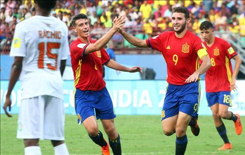 Nhận định U17 Tây Ban Nha vs U17 Tajikistan 3h00 ngày 111 hình ảnh