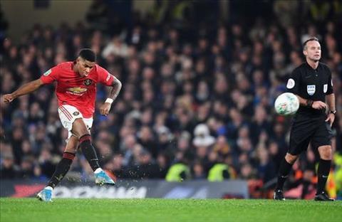 Chelsea 1-2 MU Ngày Rashford sắm vai Ronaldo hình ảnh