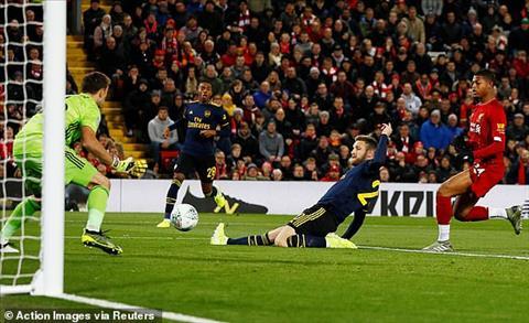 Trực tiếp Liverpool vs Arsenal League Cup 2019 đêm hôm nay hình ảnh